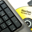 Norton Antivirus — Stock Photo