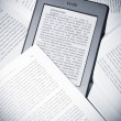 kindle — Stock Photo