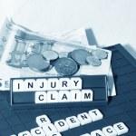 Injury claim — Stock Photo #11557011