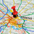 Amiens, France — Stock Photo