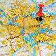 Lyon, France — Stock Photo