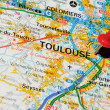 Toulouse, France - Stock Photo