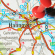 Hannover , Germany — Stock Photo