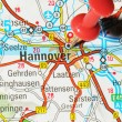Hannover , Germany — Stock Photo #11559514