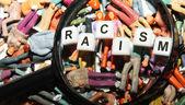 Racism — Stock Photo