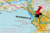 Marseille, France — Stock Photo