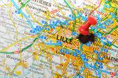 Lille, francia — Foto Stock