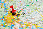 Nancy, France — Stock Photo
