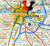 Dijon, frankrijk — Stockfoto