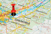 Grenoble, France — Stock Photo