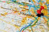 Toulouse, frankrike — Stockfoto