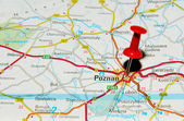 Poznan, Poland — Stock Photo