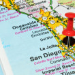 San Diego, CA - Stock Photo