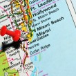 Miami, Florida — Stock Photo