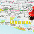 Louisiana — Stock Photo