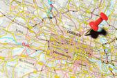London, UK — Stock Photo