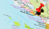 Santa Barbara, US — Stock Photo