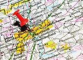 Hartford, Connecticut — Stock Photo