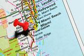 Miami, Florida — Fotografia Stock