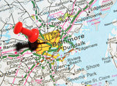 Baltimore, US — Stock Photo