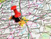 Lexington, US — Stock Photo