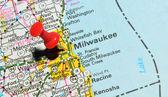 Milwaukee, wisconsin — Foto Stock