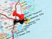Atlantic city — Photo