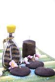 Set di aromaterapia — Foto Stock
