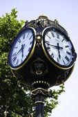 City Clock from Bucharest — Stock Photo