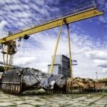 Cranes — Stock Photo #12079921