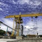 Cranes — Stock Photo #12079995