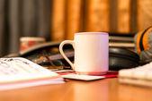 Kaffeebecher. — Stockfoto