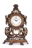 Antique clock. — Stock Photo