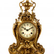 Antique clock. — Stock Photo #11605889