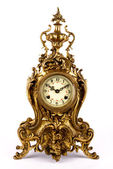 Antique clock. — Stockfoto