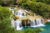 Waterfall. — Stock Photo