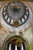聖ソフィア ロシア orthordox 教会内部ドーム ハルビン中国 — ストック写真