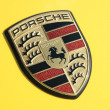 Porsche logo — Stock Photo #11988817