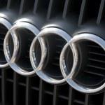 Постер, плакат: Audi logo