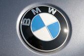 BMW logo — Stock Photo