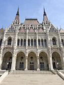 Boedapest parlement — Stockfoto