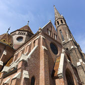Buda Reformed Church, Budapest — Foto Stock