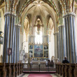 Inner City Parish Church in Budapest — Stockfoto
