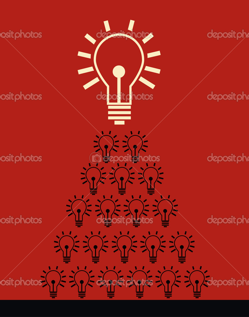 Idea Sign — Stock Vector #11013054