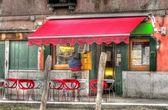 Bar in Venice — Stock Photo