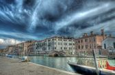 Photo HDR of Venice — Stock Photo