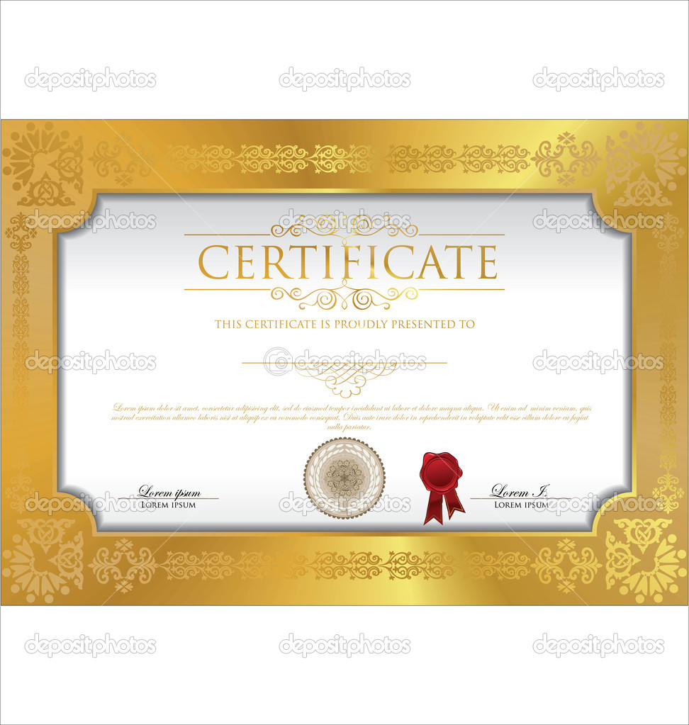 Certificate Images Stock Photos amp Vectors  Shutterstock