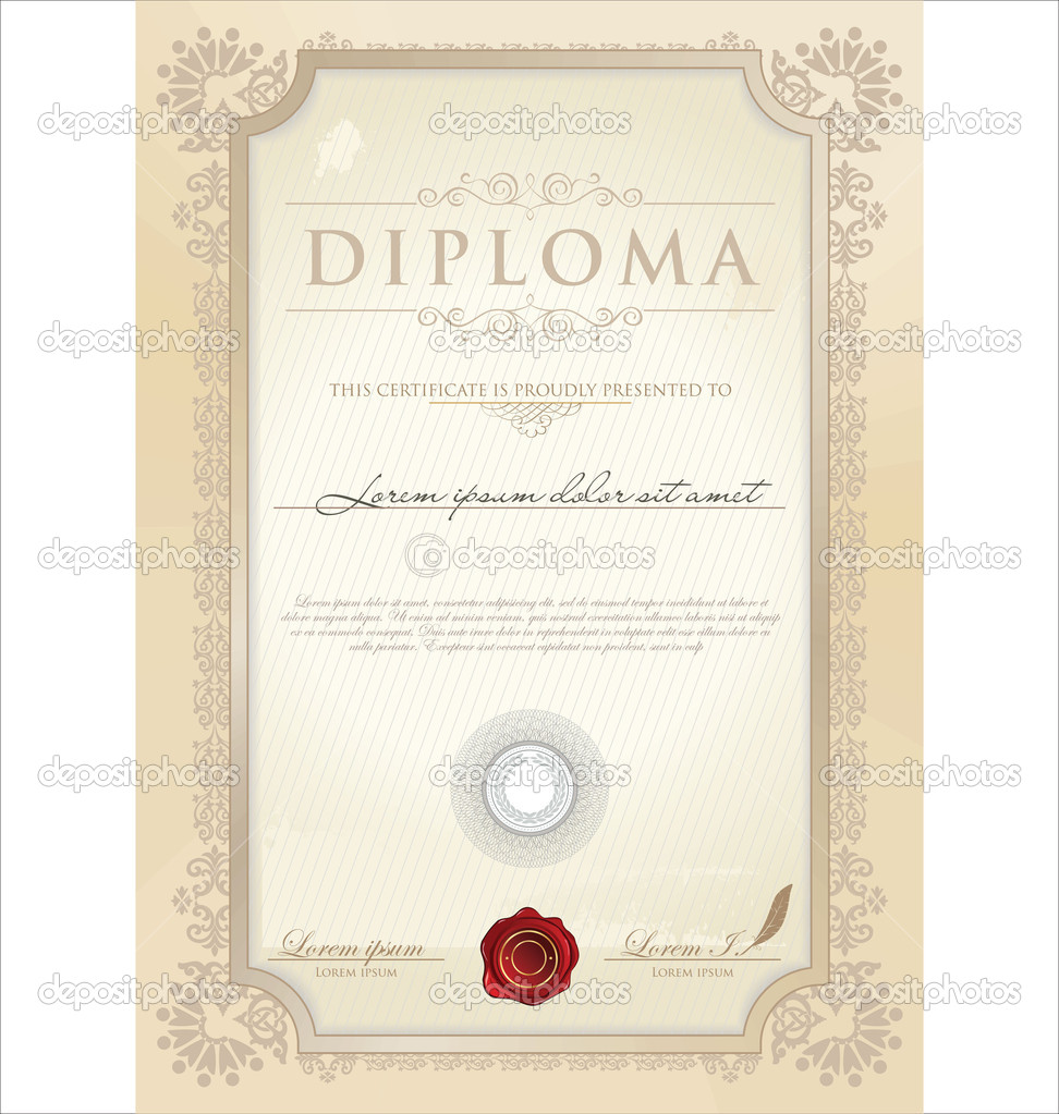 Scroll Certificate Templates 4944230 Hitori49fo