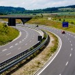 Stock Photo: Autobahn