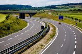 Autobahn — Stock Photo
